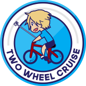 Two Wheel Cruise cycling youtube channel