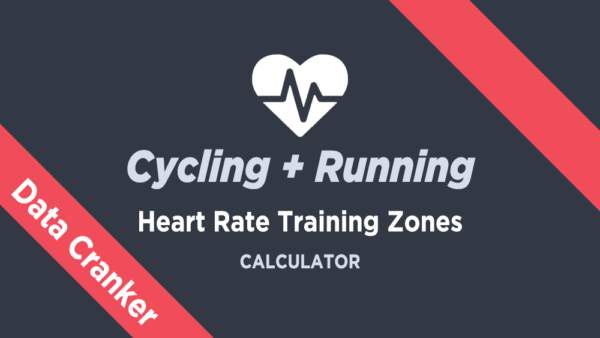 Heart Rate Training Zones Calculator