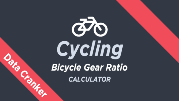 Bicycle Gear Ratio Calculator